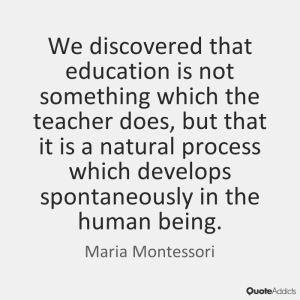 education-is-spontaneous